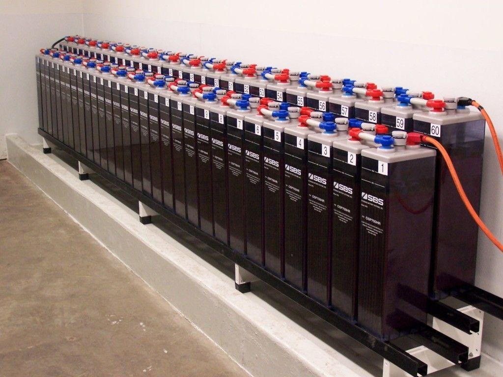 Baterias Energia Solar